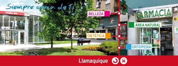 Farmacia Llamaquique - Oviedo (Asturias)